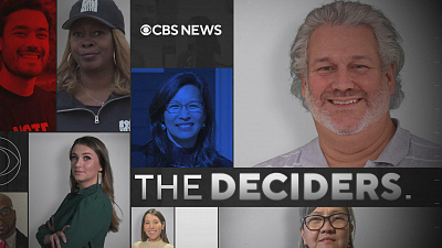 CBS News Specials - The Deciders