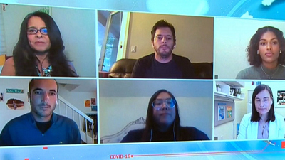 CBS This Morning - Americans share concerns over COVID vaccine