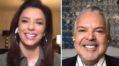 CBS This Morning - Eva Longoria on living a life of advocacy