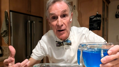 CBS This Morning - Bill Nye on staying curious in COVID-era