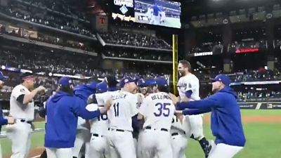 CBS This Morning - Dodgers win first World Series since 1988