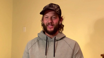 CBS This Morning - Clayton Kershaw on Dodgers' World Series win