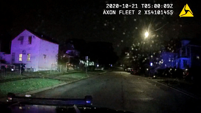 CBS This Morning - Footage of Waukegan police shooting released