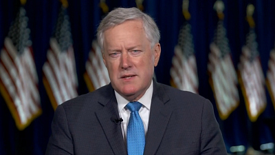CBS This Morning - Mark Meadows on the coronavirus pandemic