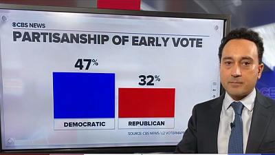 CBS This Morning - The final push before Election Day