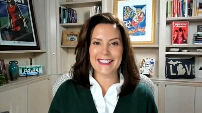 "The Takeout - Gov. Gretchen Whitmer on ""The Takeout"""