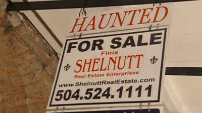 CBS This Morning: Saturday - Touring New Orleans' haunted real estate
