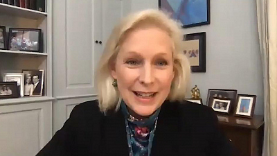 "The Takeout - Sen. Kirsten Gillibrand on ""The Takeout"""