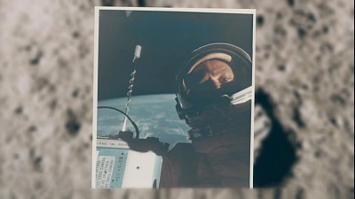 CBS This Morning: Saturday - First selfie from space goes up for auction