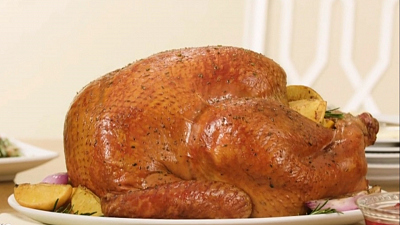 CBS This Morning - Small turkeys in high demand this year