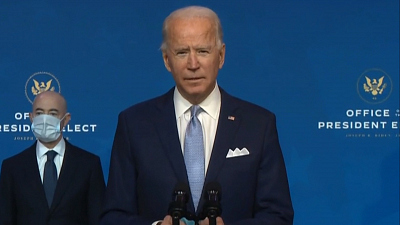 CBS This Morning - Biden vows to bring America back