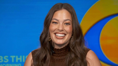 "CBS This Morning - Supermodel Ashley Graham on ""Pretty Big Deal"""