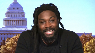 CBS This Morning - Author Jason Reynolds on encouraging reading