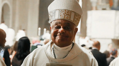 CBS This Morning - Pope names first African American cardinal