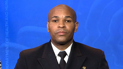 CBS This Morning - Surgeon General on federal COVID-19 response