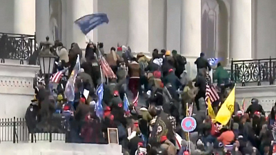 CBS This Morning - Capitol rioters included ex-military, cops