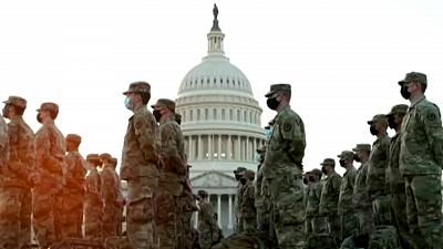 CBS This Morning - Eye Opener: Washington, D.C., on high alert