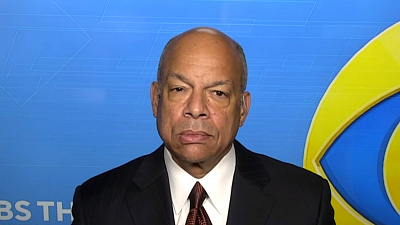 CBS This Morning - Former Homeland Security secretary on threats
