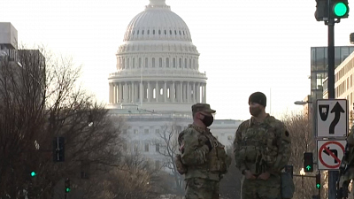 CBS This Morning - Biden's inauguration unlike any in history