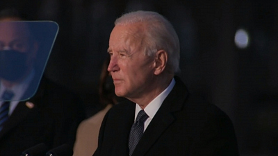 CBS This Morning - Joe Biden to be sworn in as 46th president