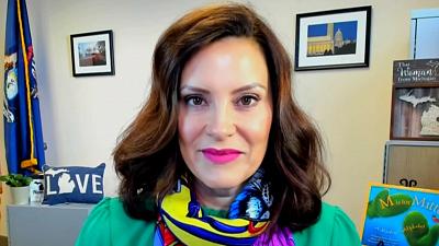 CBS This Morning - Gretchen Whitmer on Biden's inauguration