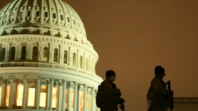 CBS This Morning - Final security preparations for inauguration