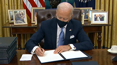 CBS This Morning - Biden lays out plan for first 100 days