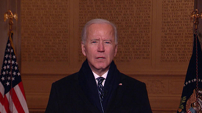 CBS This Morning - Biden begins first full day in Oval Office