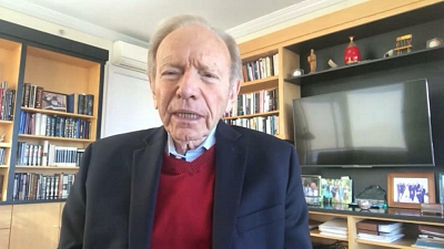 "The Takeout - Former Senator Joe Lieberman on ""The Takeout"""