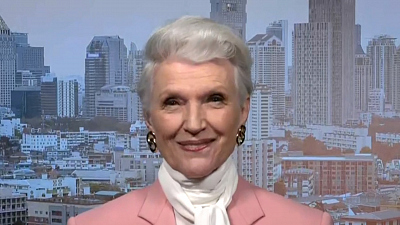 CBS This Morning - Maye Musk on modeling and motherhood