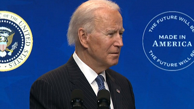 CBS This Morning - Biden's new vaccine goals