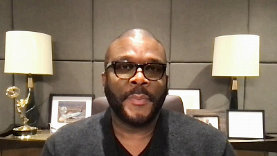 CBS This Morning - Tyler Perry on COVID-19 vaccine BET special