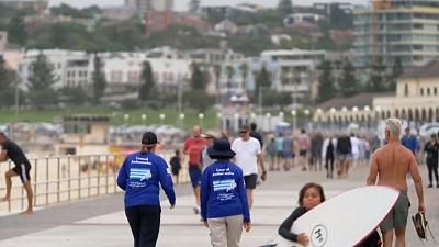 CBS This Morning - Closed borders keep Australia virus cases low