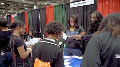 CBS This Morning - The Black College Expo helps students succeed