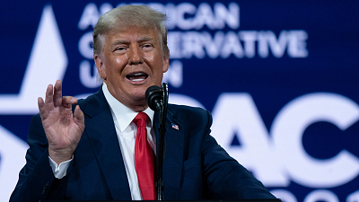 CBS This Morning - Trump calls out Republicans in CPAC speech
