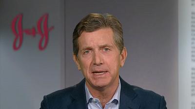 CBS This Morning - Johnson & Johnson CEO on vaccine authorization