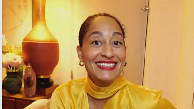"""CBS This Morning - Tracee Ellis Ross on hair brand """"Pattern"""""""