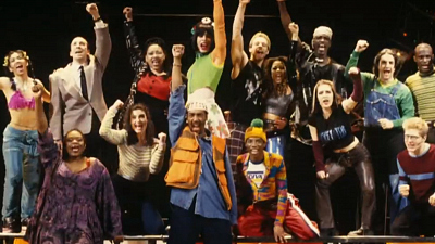 "CBS This Morning - Groundbreaking musical ""Rent"" turns 25"
