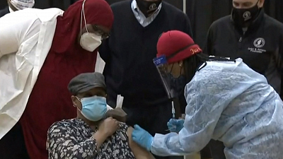 CBS This Morning - N.J. churches vaccinating underserved groups