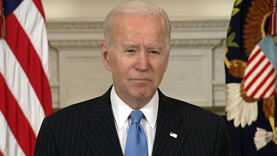 CBS This Morning - Biden: Enough vaccines for all adults by May