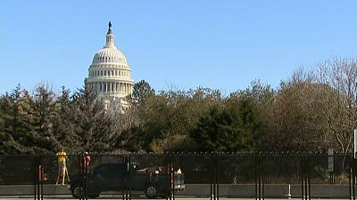 CBS This Morning - DC on heightened alert amid extremist threat