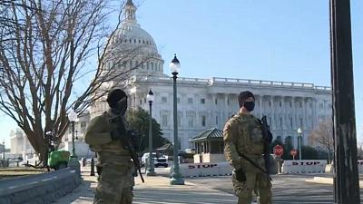 CBS This Morning - Eye Opener: Capitol Hill on high alert