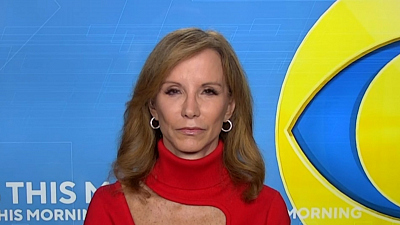 CBS This Morning - Homeland security expert on Capitol threats
