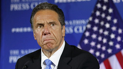 CBS This Morning - N.Y. Governor Cuomo refuses to resign