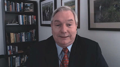 """The Takeout - Dr. Michael Osterholm on """"The Takeout"""""""