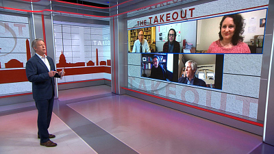 """The Takeout - """"The United States of Al"""" creators on """"The Takeout"""""""