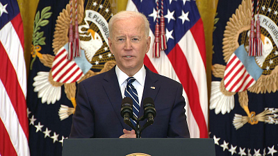 CBS News Specials - Biden's full press conference
