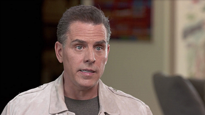Sunday Morning - Hunter Biden on his struggles with substance abuse