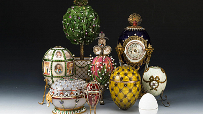 Sunday Morning - Fabergé eggs: Jewels of the Russian crown
