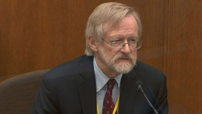 CBS This Morning - Lung expert says Floyd died of lack of oxygen